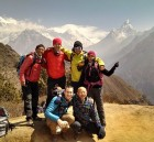 7 summits Everest